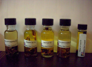 Ritual Oils, Conjure Oils, Hoodoo Oils Anointing Oils & Dressing Oils For Sale