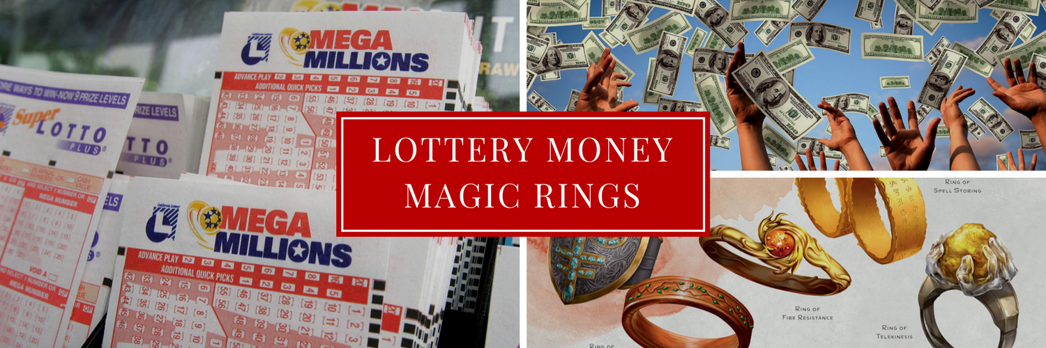 Powerful Lottery Money Spells & Magic Rings For Sale